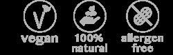Max's Mints zijn organic, vegan, 100% natural en allergen free